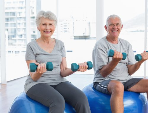 Healthy Ageing: the benefits of staying physically active